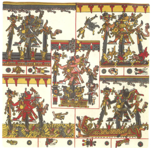 The Codex Borgia: A Pre-Columbian Guide for Calibrating the Azteca/Mexica Calendar