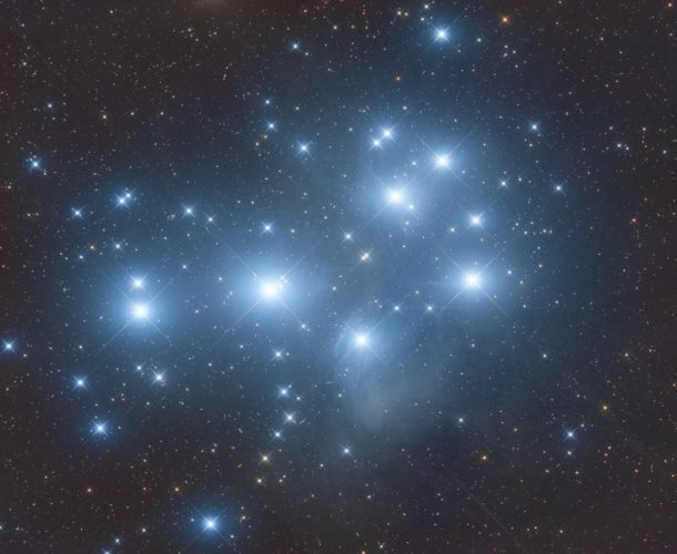 The Tianquiztli Constellation